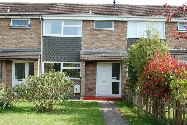 Thumbnail Terraced house to rent in Colwell Drive, Witney, Oxfordshire