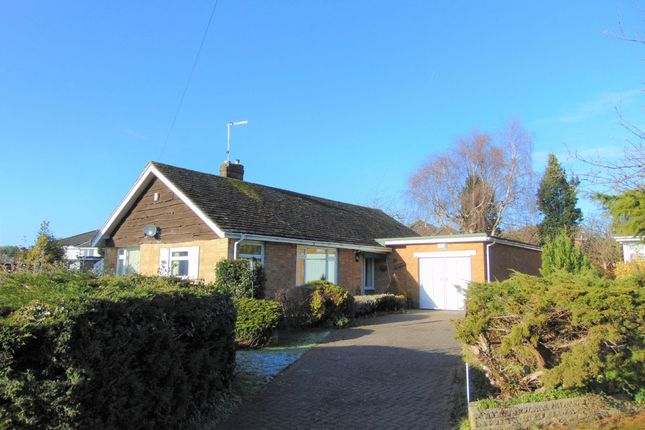 Thumbnail Detached bungalow to rent in Firway, Heswall, Wirral