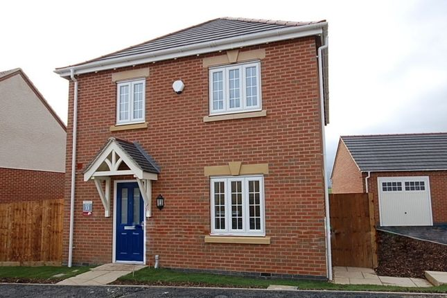 Thumbnail Detached house to rent in Smalley Manor Drive, Smalley, Ilkeston