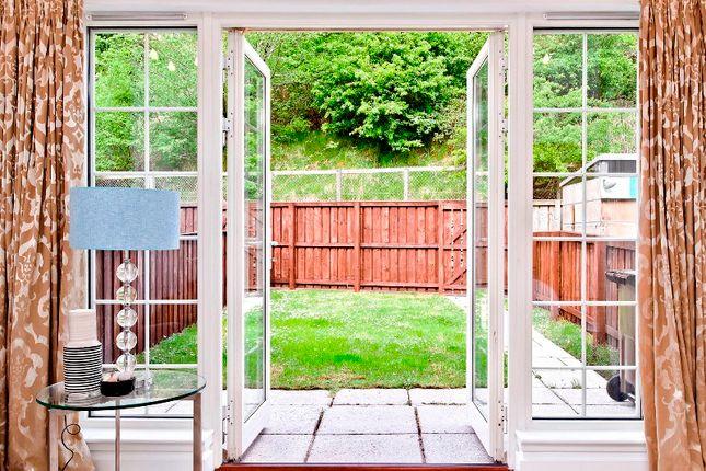 Thumbnail Terraced house for sale in Eskbridge, Penicuik, Midlothian