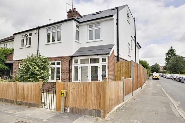 Thumbnail Terraced house to rent in Albert Road, Ealing