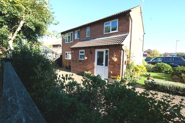 Thumbnail Detached house for sale in Bilberry Drive, Marchwood