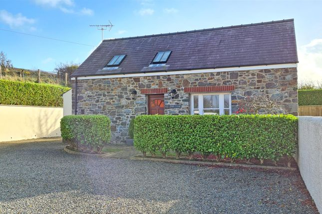 Thumbnail Barn conversion for sale in Little Haven, Haverfordwest