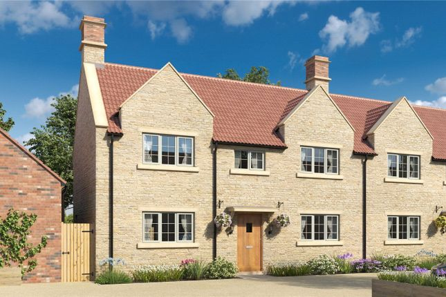 Thumbnail End terrace house for sale in Three Orchard Row, Church Farm, Frome Road, Rode