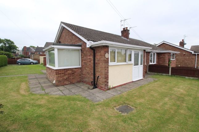 Thumbnail Bungalow to rent in Russell Road, Goole