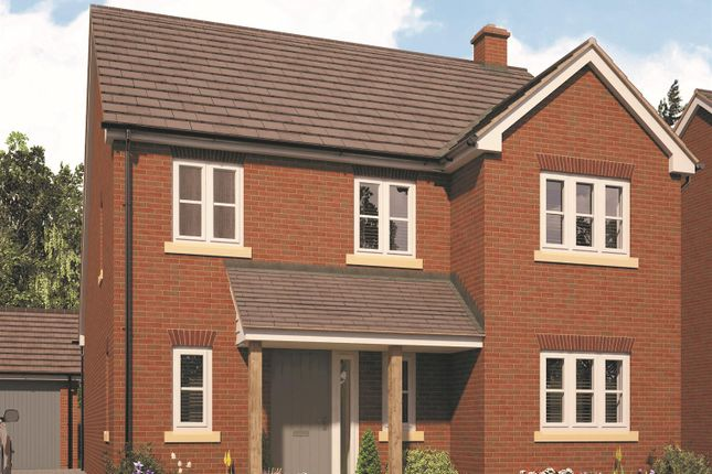 Thumbnail Detached house for sale in Plot 10, Willowbrook Gardens, Fenny Compton