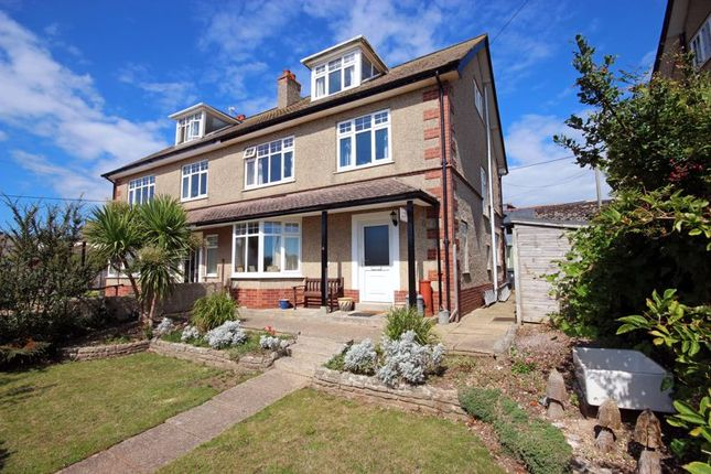 Thumbnail Semi-detached house for sale in Fortfield, Seaton