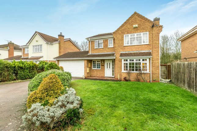 Thumbnail Detached house for sale in Shearwater Drive, Bicester