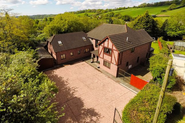 Thumbnail Detached house for sale in Ty Coch Lane, Ty Coch, Cwmbran