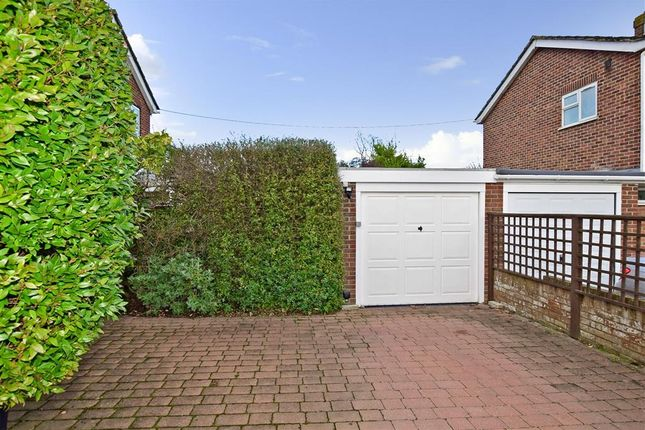 Garage of Jarvist Place, Kingsdown, Deal, Kent CT14