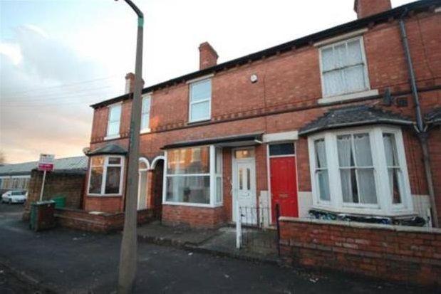 Thumbnail Property to rent in Wallis Street, Nottingham