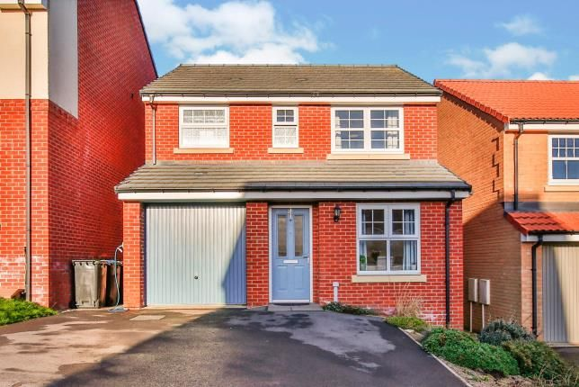 Thumbnail Detached house for sale in Lindsay Road, Ushaw Moor, Durham, Co Durham