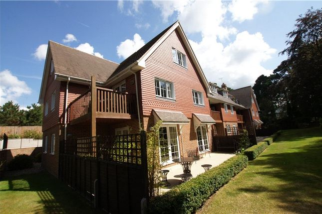 Thumbnail Flat to rent in The Heights, Tekels Park, Camberley, Surrey