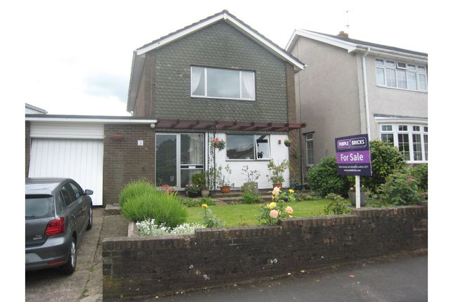 Thumbnail Detached house for sale in Fairfield, Pontypool