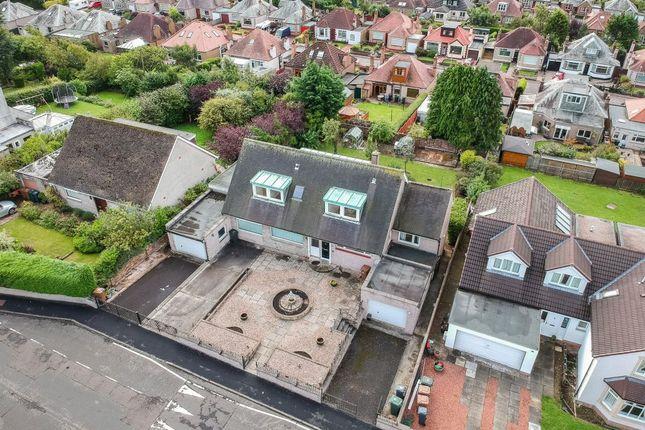 Thumbnail Detached house for sale in 21 Craigmount View, Edinburgh