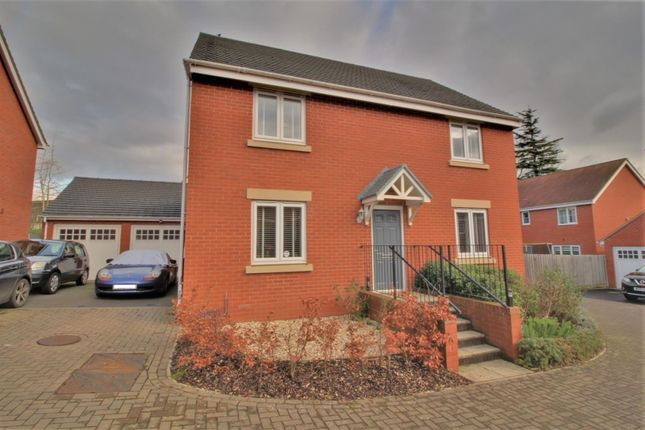 Thumbnail Detached house for sale in Renard Rise, Stonehouse