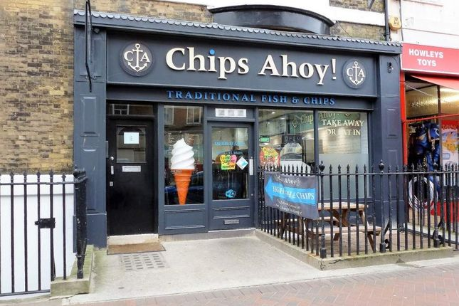 Thumbnail Restaurant/cafe to let in Weymouth, Dorset