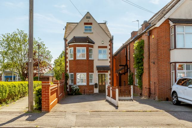 Thumbnail Detached house for sale in St. Johns Road, Epping