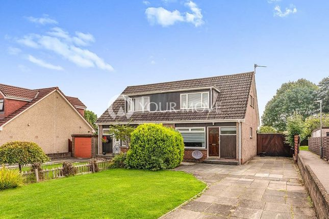 Thumbnail Semi-detached house to rent in Beaufort Drive, Carron, Falkirk
