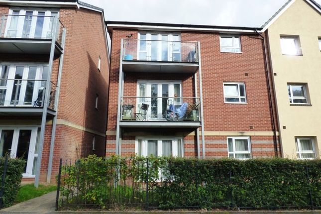Balcony of Philmont Court, Tile Hill, Coventry CV4