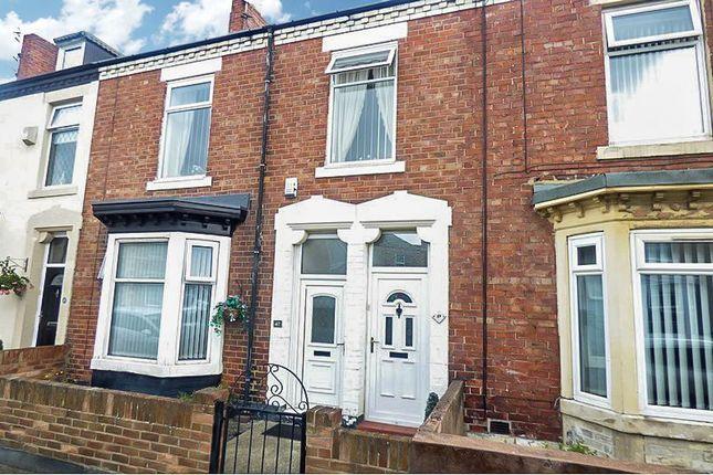 2 bed flat for sale in Stanley Street, Blyth NE24