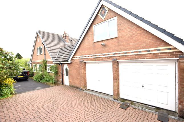Thumbnail Detached house for sale in Old Vicarage Road, Horwich