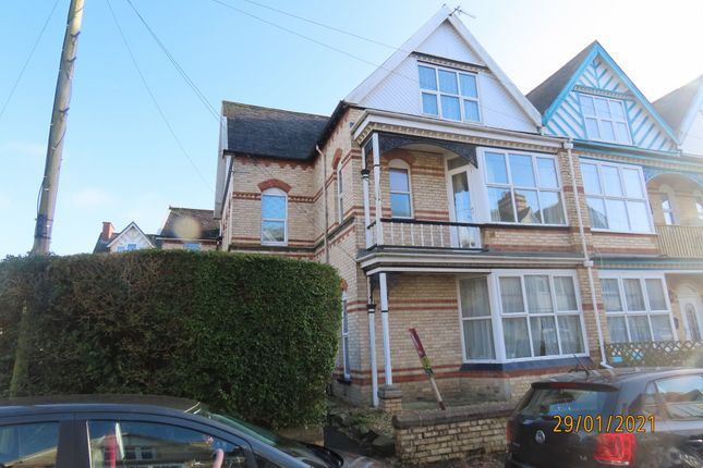 Thumbnail Flat to rent in Rock Avenue, Barnstaple