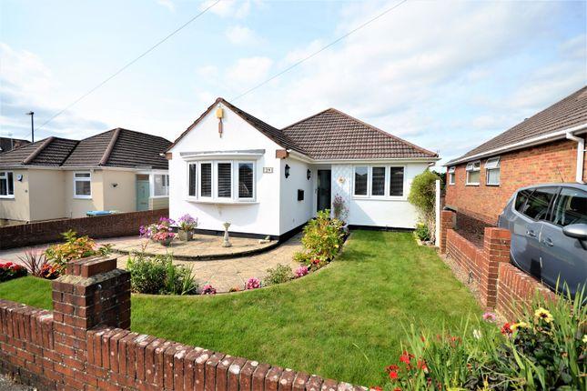 Thumbnail Detached bungalow for sale in Julian Road, Southampton