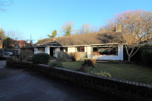 Thumbnail Bungalow for sale in The Elms Holmefield Avenue, Cleveleys