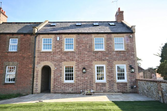 Thumbnail Detached house to rent in Main Road, Brancaster Staithe, King's Lynn