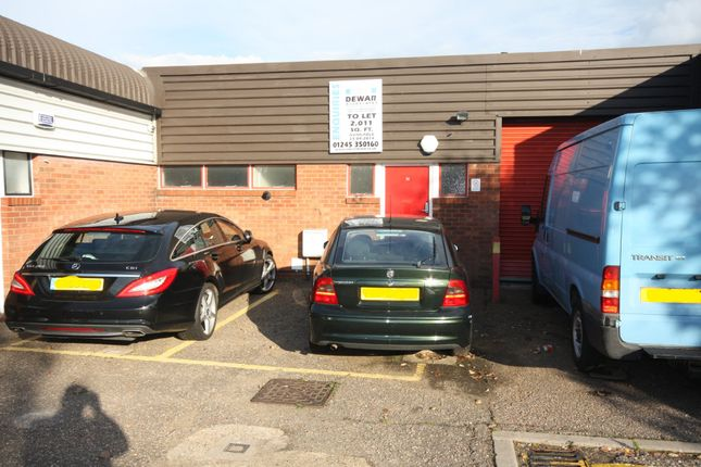 Thumbnail Land to rent in Eckersley Road Industrial Estate, Chelmsford