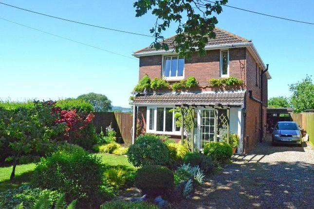 Thumbnail Detached house for sale in Rockbeare, Exeter, Devon