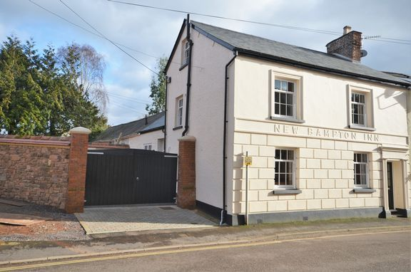 Thumbnail End terrace house for sale in Park Street, Tiverton