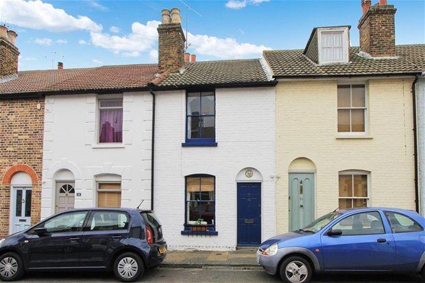 Thumbnail Terraced house to rent in Albert Street, Whitstable