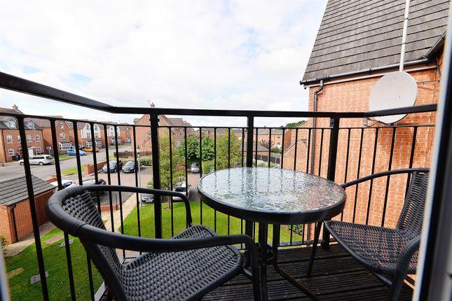 Balcony of Ratcliffe Avenue, Kings Norton, Birmingham B30