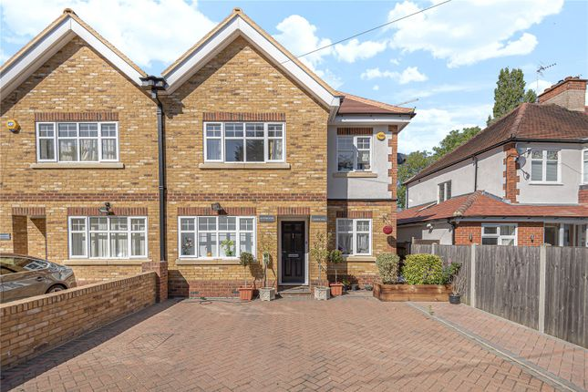 Thumbnail 6 bed semi-detached house for sale in Cuckoo Hill, Pinner, Middlesex