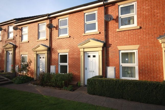 Thumbnail Terraced house to rent in Byron Walk, Nantwich