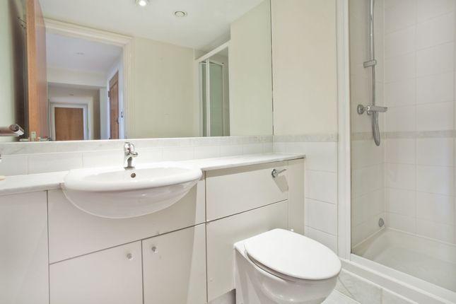 Bathroom of West Block, County Hall, Forum Magnum Square, Waterloo, London SE1