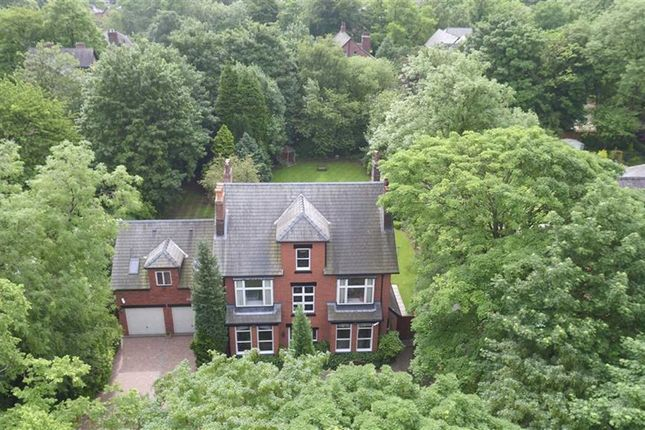Thumbnail Detached house for sale in Westminster Road, Eccles, Manchester