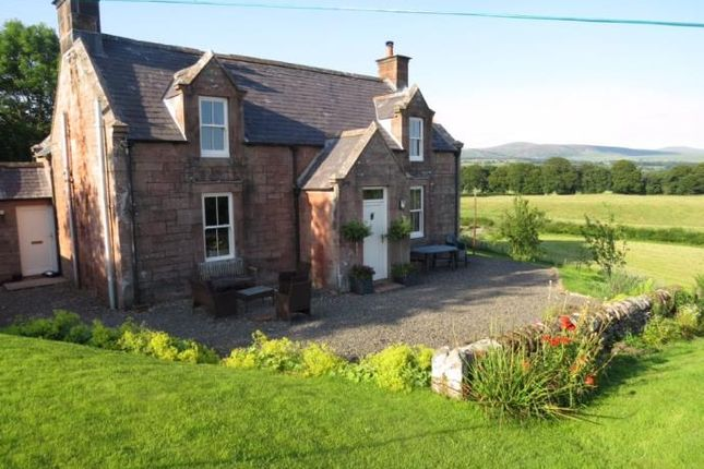 Thumbnail Detached house to rent in Knowhead, Burnhead, Thornhill