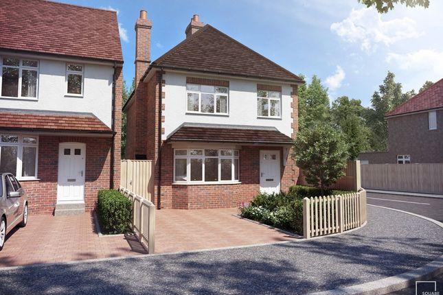 Thumbnail Detached house for sale in Risedale Road, Hemel Hempstead