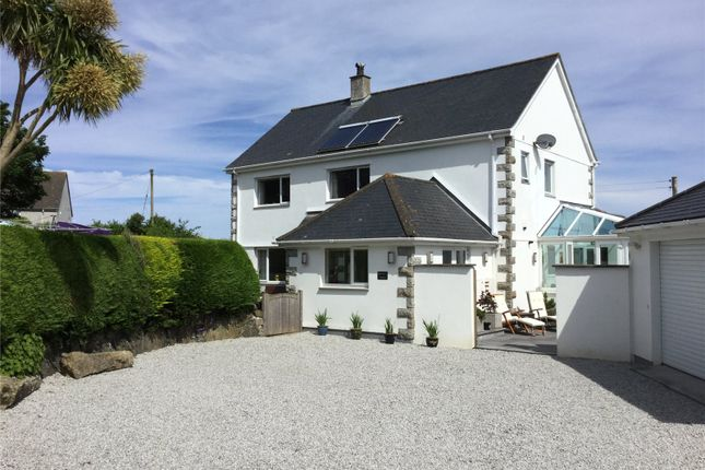 Thumbnail Detached house for sale in Higher Trewidden Road, St Ives