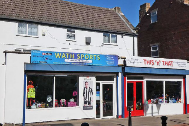 Thumbnail Retail premises for sale in High Street, Wath-Upon-Dearne, Rotherham