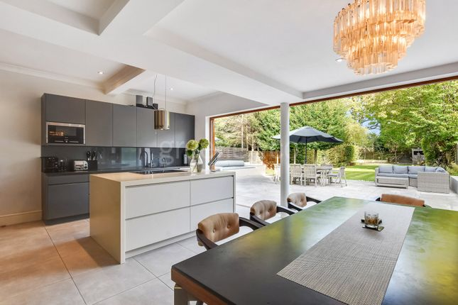 Thumbnail Detached house for sale in Beech Drive, East Finchley, London