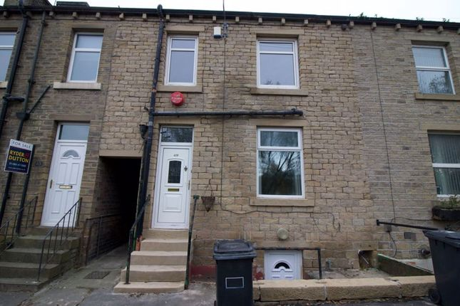 Front of Manchester Road, Huddersfield HD4