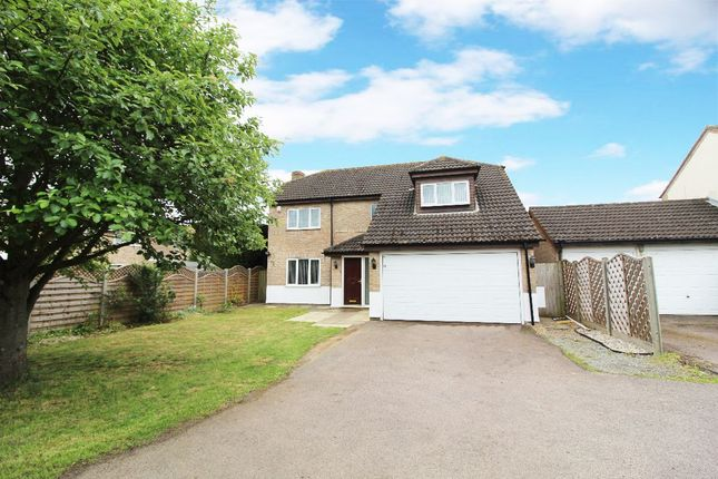 Thumbnail Detached house to rent in Wentworth Drive, Bedford