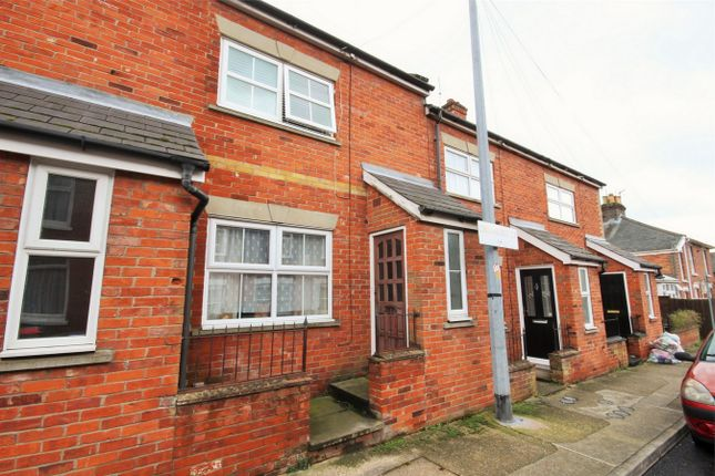 Thumbnail Maisonette for sale in Crowhurst Road, St Marys, Colchester, Essex