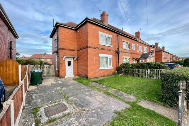 2 bed end terrace house for sale in Lincoln Road, Doncaster DN2