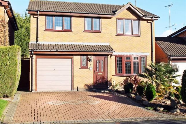Thumbnail Detached house to rent in Greys Drive, Leicester