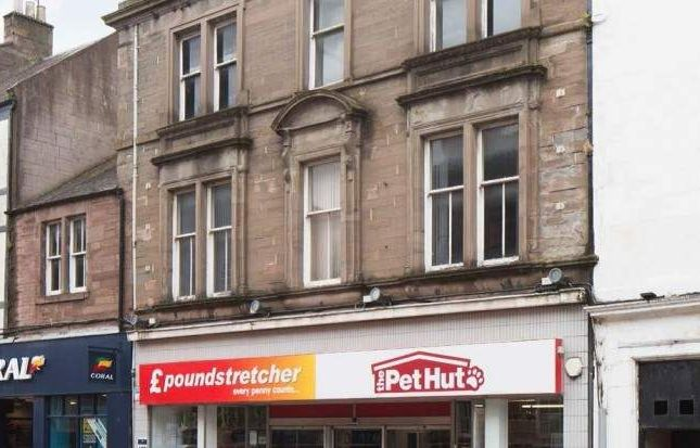 Thumbnail Commercial property for sale in Castle Street, Forfar